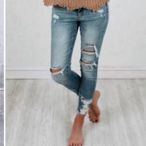 KanCan Jeans - 🆕Kan Can distressed jeans